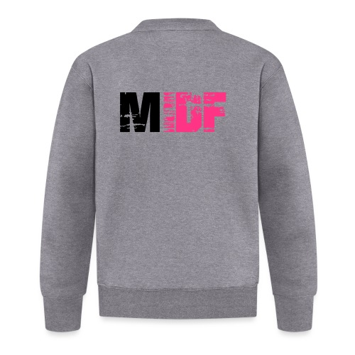 Logo MIDF 2 - Veste zippée