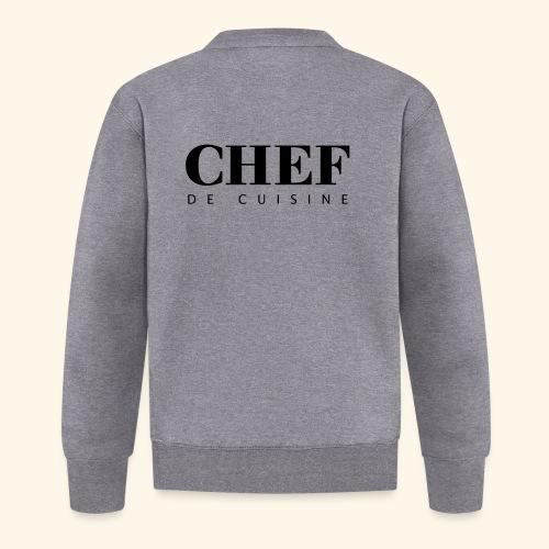 BOSS de cuisine - logotype - Baseball Jacket