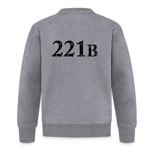 Sherlock Holmes - 221B - Baseball Jacke