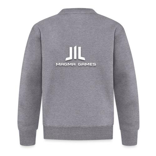 Magma Games t-shirt grijs - Baseballjack
