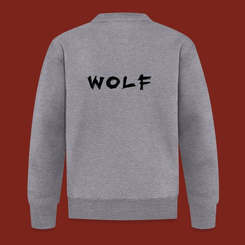 Wolf Font png - Baseballjack