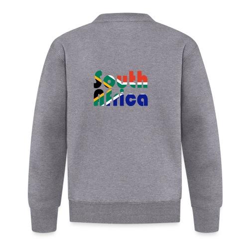 South Africa - Unisex Baseball Jacke
