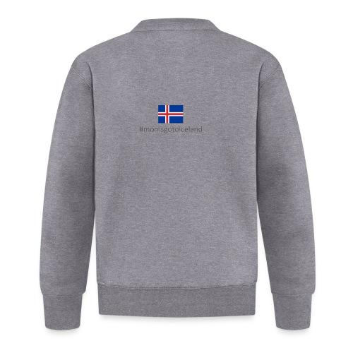 Iceland - Unisex Baseball Jacket