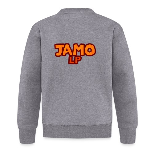 JAMOLP Logo T-shirt - Unisex baseballjakke