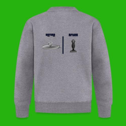 Ben Drowned - Unisex Baseball Jacket