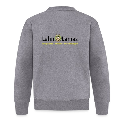 Lahn Lamas - Unisex Baseball Jacke