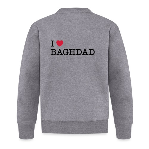 I LOVE BAGHDAD - Baseball Jacket