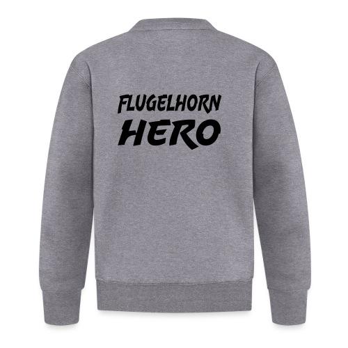 Flugelhorn Hero - Baseballjakke