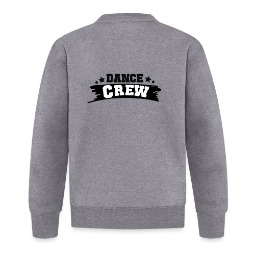 Tshit_Dance_Crew by Lattapon - Baseballjakke