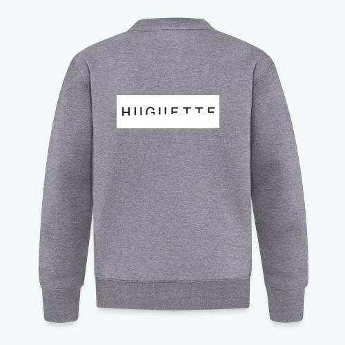 Huguette - Veste zippée Unisexe