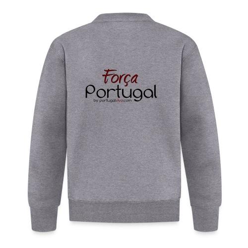 Força Portugal - Veste zippée Unisexe