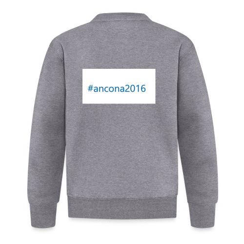 #ancona2016 - Chaqueta de béisbol