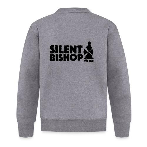 Silent Bishop Logo Groot - Baseballjack