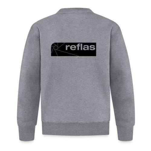 Reflas Clothing Black/Gray - Felpa da baseball