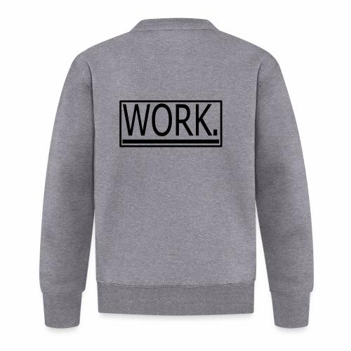 WORK. - Baseballjack