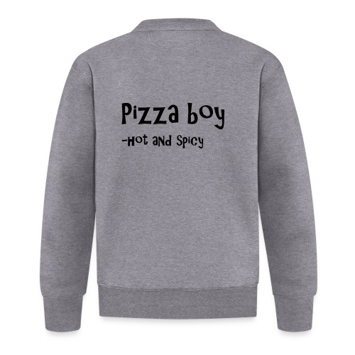 Pizza boy - Baseballjakke
