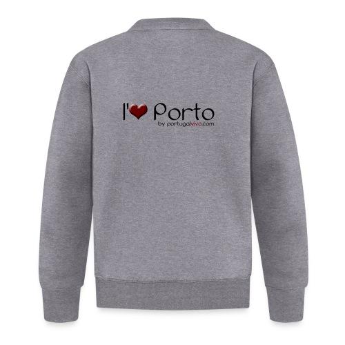 I Love Porto - Veste zippée Unisexe