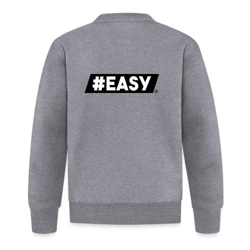 #EASY Classic Logo T-Shirt - Felpa da baseball unisex
