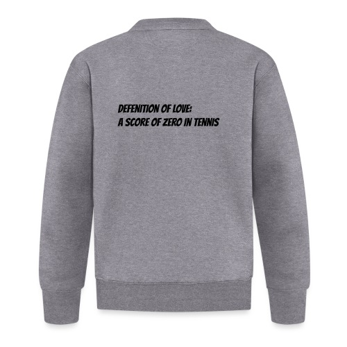 Tennis Love sweater women - Baseballjack