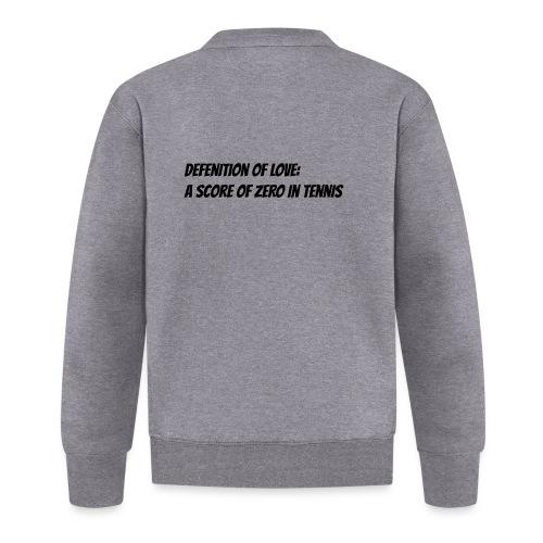 Tennis Love sweater men - Baseballjack