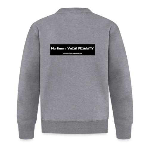 Northern Vocal Academy Logo - Unisex Baseball Jacket