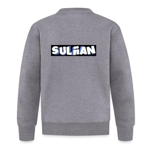 Suliian -Schrift 1 - Unisex Baseball Jacke