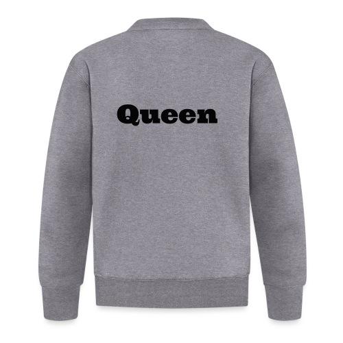 Snapback queen grijs/zwart - Baseballjack