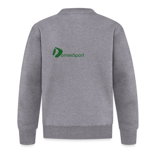Logo DomesSport Green noBg - Baseball Jacke
