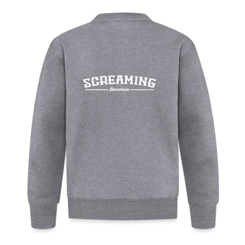 SCREAMING - Chaqueta de béisbol