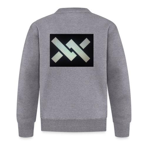 Original Movement Mens black t-shirt - Unisex Baseball Jacket