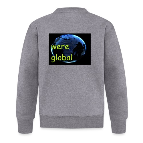 Were Global - Unisex baseball-takki