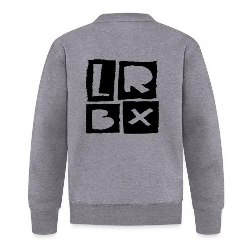 LRBX - La Roulette Bruxelles - Longboard - Veste zippée Unisexe