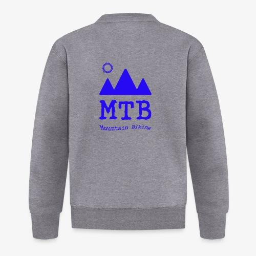 mtb - Baseball Jacket