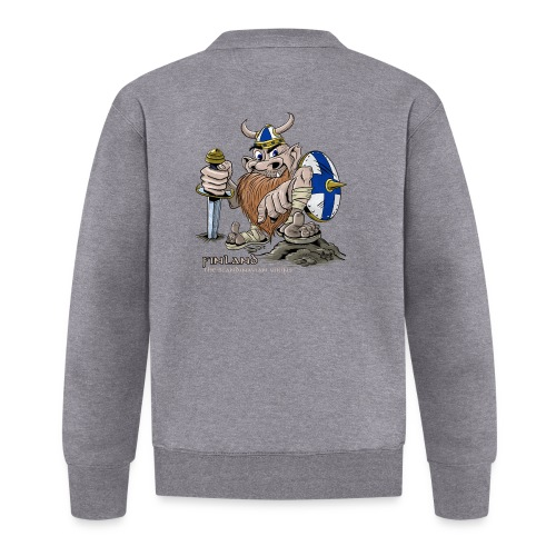 FINLAND VIKING T-paidat, tekstiilit ja lahjaideat - Baseball-takki