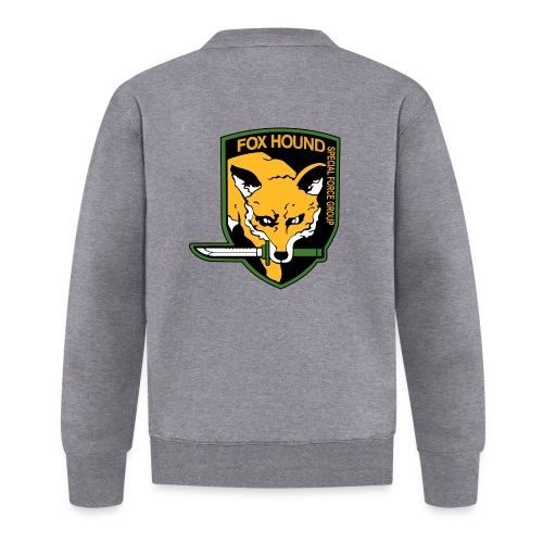 Fox Hound Special Forces - Unisex baseball-takki