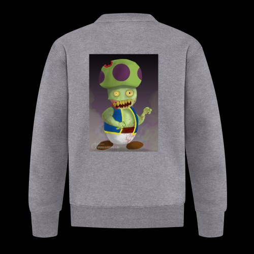 SuperMario: Zombie Toad - Baseballjack
