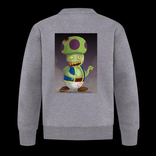 SuperMario: Zombie Toad - Unisex  baseballjack