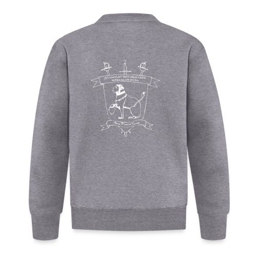 Naisten T-paita, valkoinen logo - Unisex baseball-takki