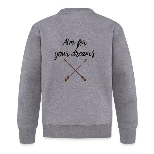 Aim for your Dreams - Baseball-takki