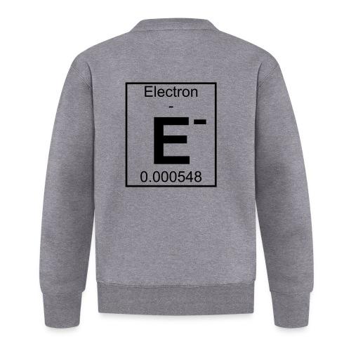 E (electron) - pfll - Baseball Jacket