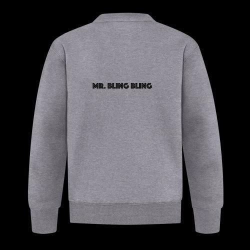 bling bling - Baseball Jacke