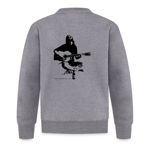 Cynthia Janes guitar BLACK - Baseball Jacket