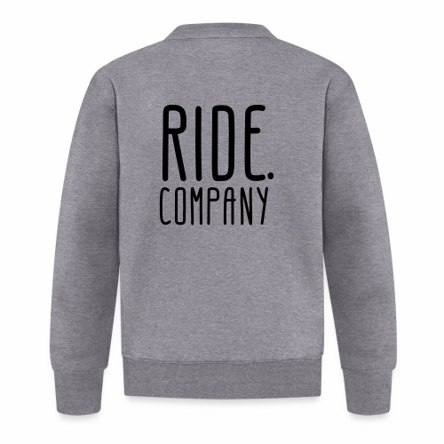 RIDE.company - just RIDE - Baseball Jacke