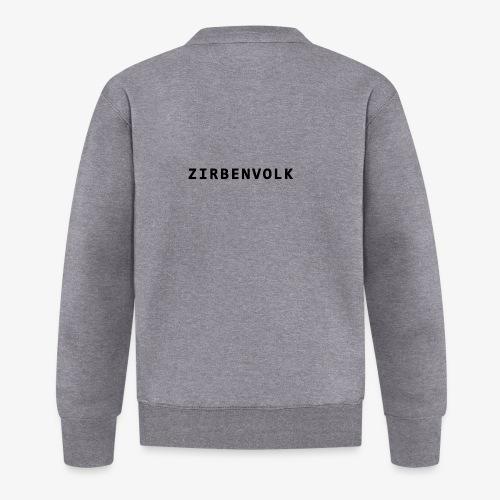 ZIRBENVOLK SCHRIFT - Baseball Jacke