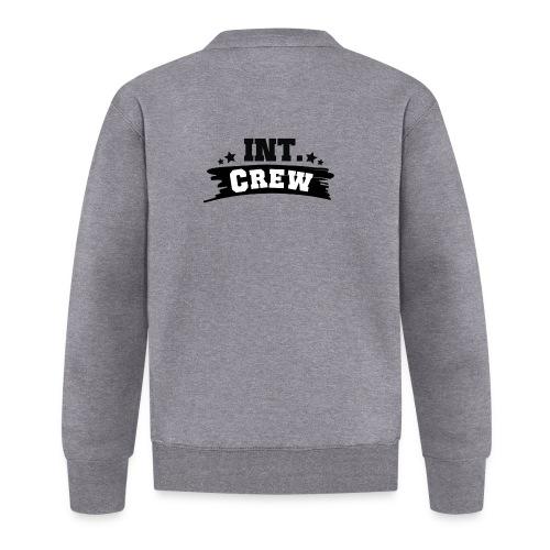 International Crew T-Shirt Design by Lattapon - Baseballjakke