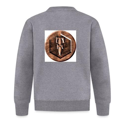 WoodPin - Unisex Baseball Jacket