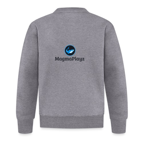 MagmaPlayz shark - Unisex baseballjakke