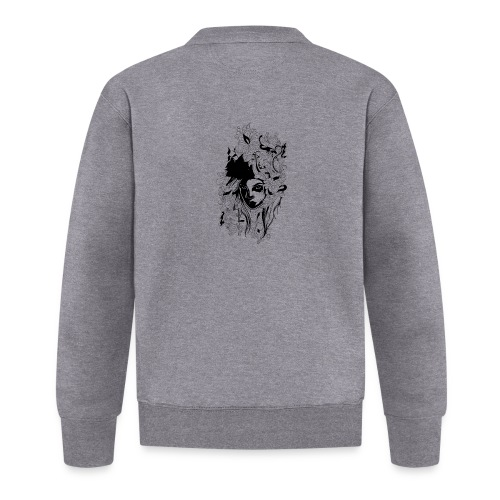 Akasacian tshirt design 611 - Chaqueta de béisbol