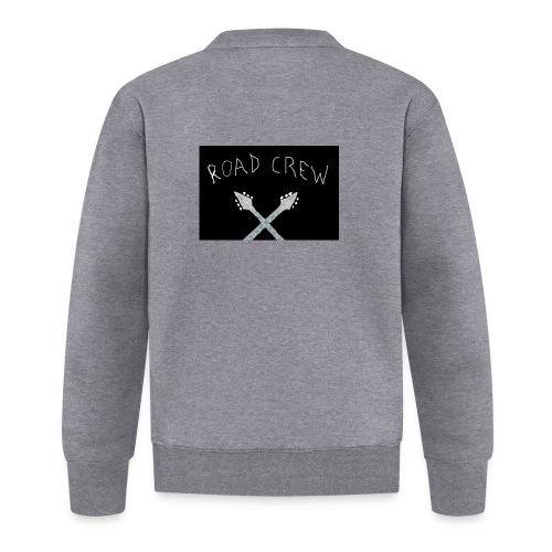 Road_Crew_Guitars_Crossed - Unisex Baseball Jacket