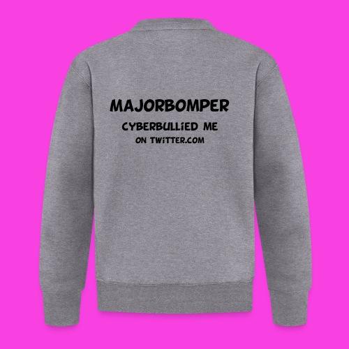 Majorbomper Cyberbullied Me On Twitter.com - Unisex Baseball Jacket